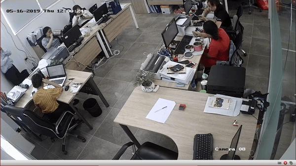 Lắp camera Văn Phòng tại Cao Lãnh