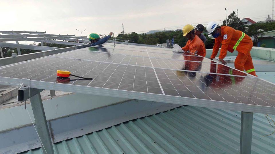 Điện năng lượng mặt trời cao lãnh đồng tháp