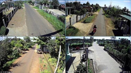 Camera quan sát Tại phường 1 tp Cao Lãnh