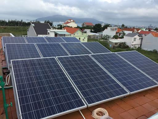điện năng lượng mặt trời 5kw