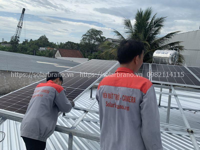điện mặt trời Phong Điền Cần Thơ 2