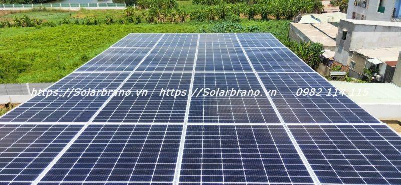 Hệ thống điện mặt trời Vĩnh Long