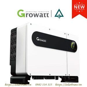 Bộ inverter Growatt MAC 50KTL3-X LV 3 Pha