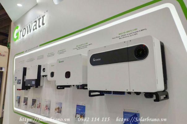 Dòng sản phẩm Inverter Growatt MAC