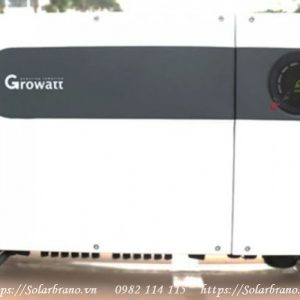Inverter Growatt MAX 70KTL3 LV 3 Pha hòa lưới điện năng lượng mặt trời