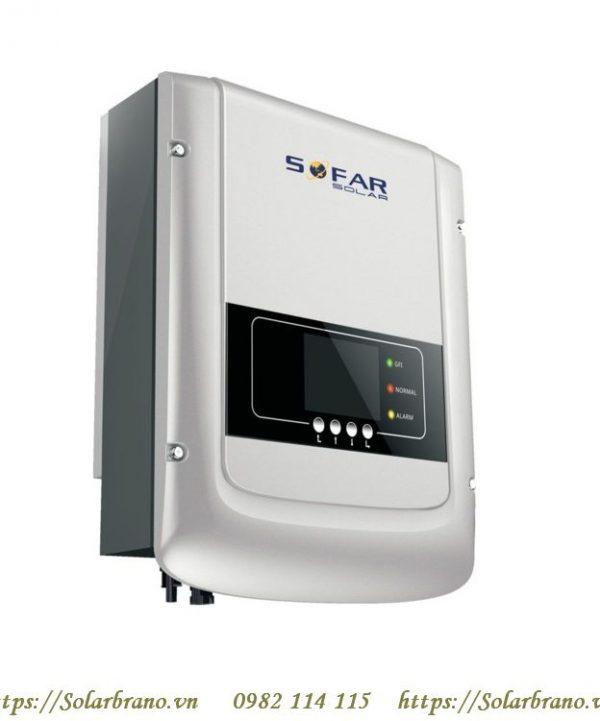 Bộ inverter Sofar 1600TL hòa lưới điện mặt trời