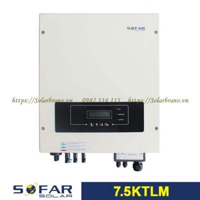 Biến tần inverter Sofar 7.5KTLM