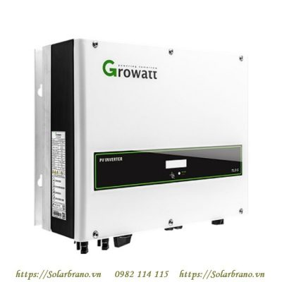 Inverter chuyển đổi điện Growatt 20000TL3-S 3 Pha hòa lưới