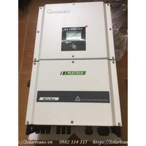 biến tần Growatt 25000 TL3-S