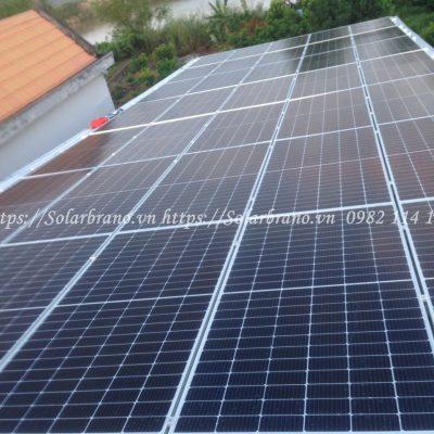 Điện mặt trời thị xã Kiến Tường Long An