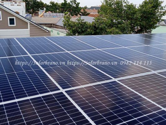 Điện mặt trời Bến Lức Long An