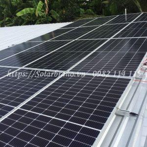 Điện mặt trời Thạnh Phú Bến Tre