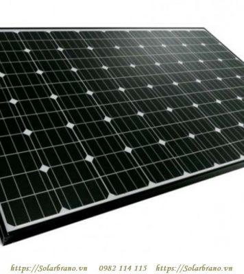 Pin năng lượng mặt trời Cà Mau