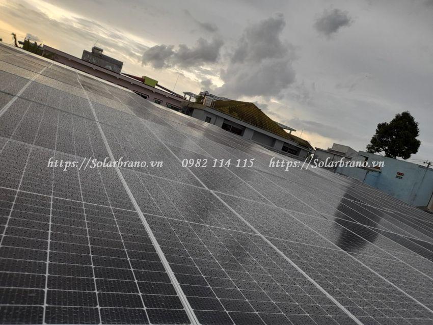 Điện mặt trời Cà Mau