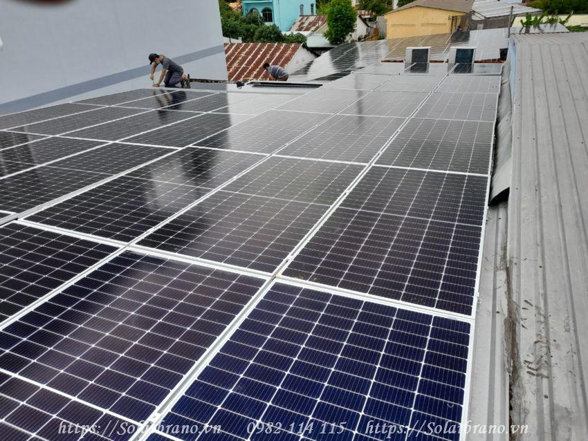Điện mặt trời Hòn Đất Kiên Giang