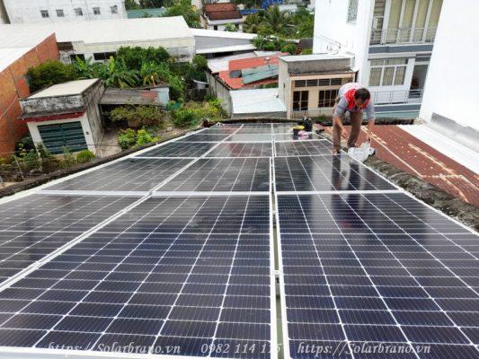Điện mặt trời Tân Hiệp Kiên Giang