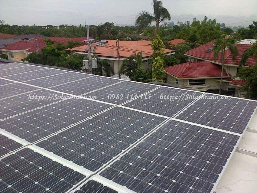 Điện mặt trời Cần Thơ2
