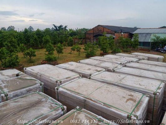 Dự án điên mặt trời 1MW tại Châu Thành Đồng Tháp