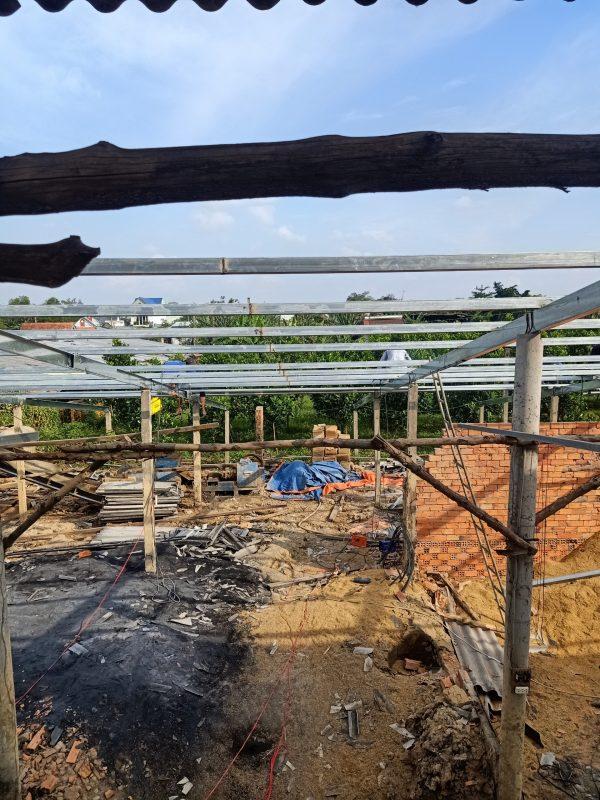 Điện mặt trời Đồng Tháp dự án 1MW