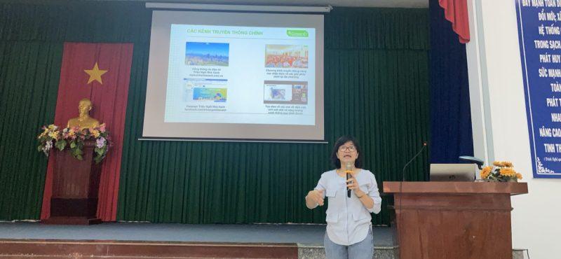 Hội nghị tuyên truyền sử dụng Điện mặt trời áp mái