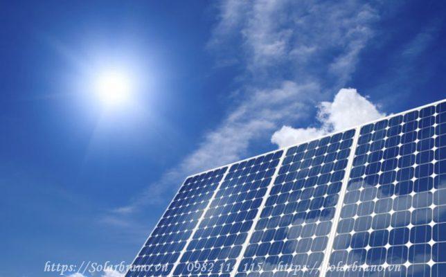 Hệ thống năng lượng mặt trời