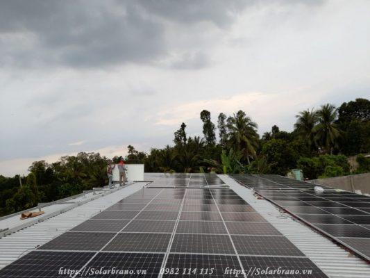 Lắp đặt điện mặt trời tại Cần Thơ