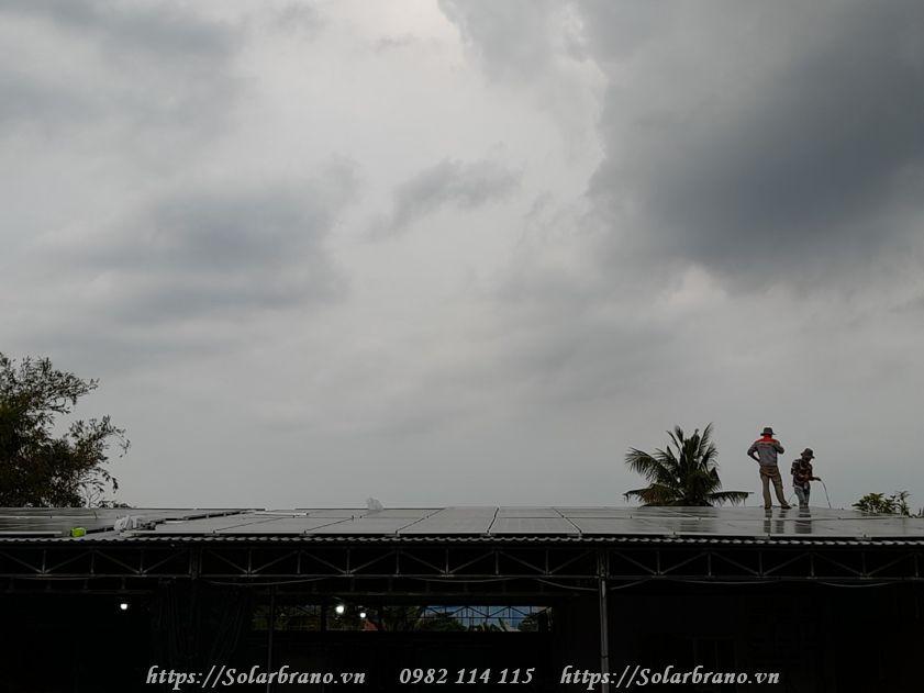Hệ thống điện mặt trời tiết kiệm
