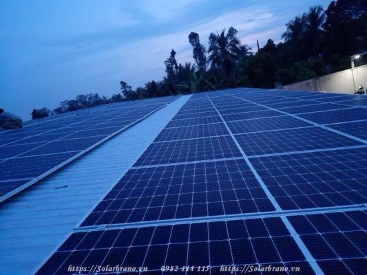 Điện mặt trời tại Tiền Giang