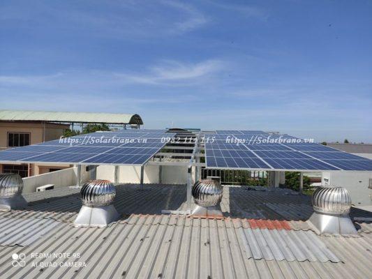 Điện mặt trời Mỹ Tho Tiền Giang