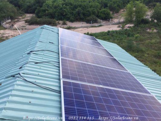 Hệ thống điện mặt trời Mỹ Tho Tiền Giang