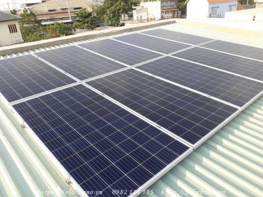 Điện mặt trời Bạc Liêu