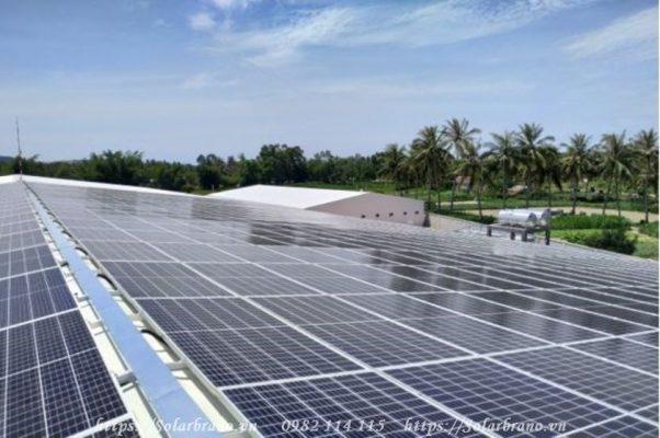 Điện mặt trời áp mái nhà
