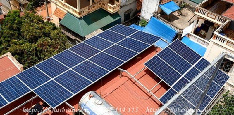 Cùng điện mặt trời Cần Thơ bảo vệ môi trường