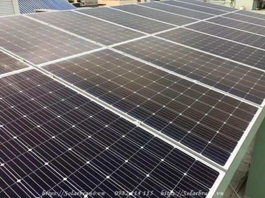 Pin năng lượng mặt trời An Giang