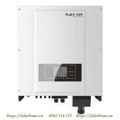 Inverter Sofar 25000TL-G2 hòa lưới 3 pha