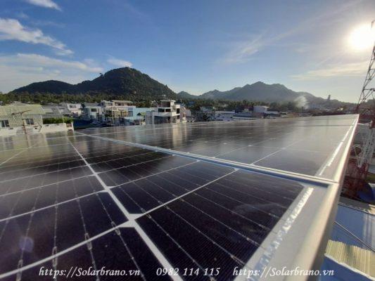 Giá bán điện mặt trời mái nhà sẽ có cơ chế mới