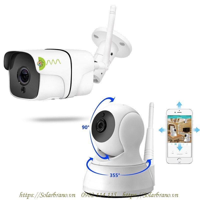 Camera wifi không dây Đồng Tháp
