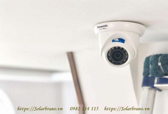 Camera giám sát bán cầu hồng ngoại