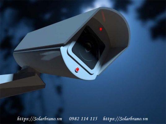 Camera giám sát thân hồng ngoại