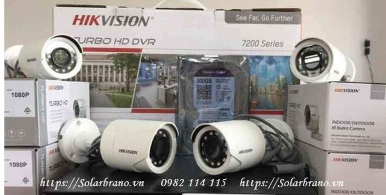 camera Hikvision an ninh chính hãng