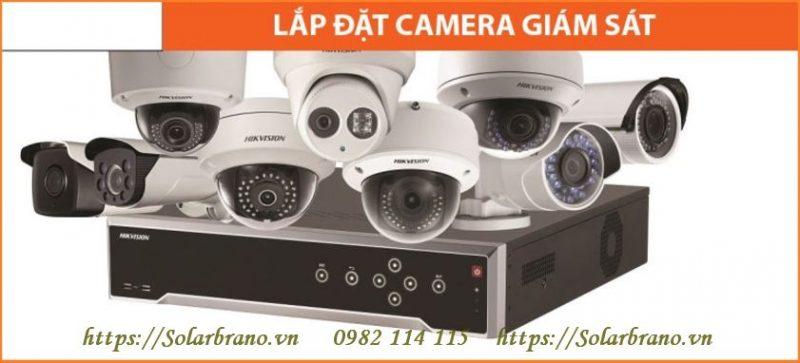 Camera an ninh huyện Cao Lãnh
