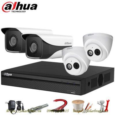 Hệ thống camera giám sát Cao Lãnh Đồng Tháp Dahua