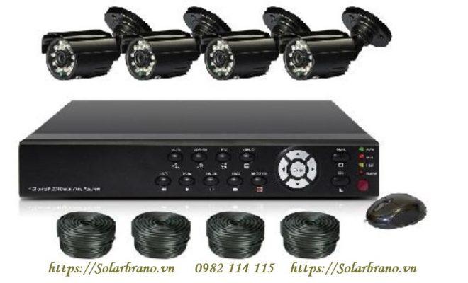 Camera giám sát Sa Đéc Đồng Tháp tín hiệu analog