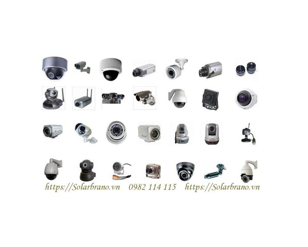 Các loại camera an ninh Sa Đéc Đồng Tháp