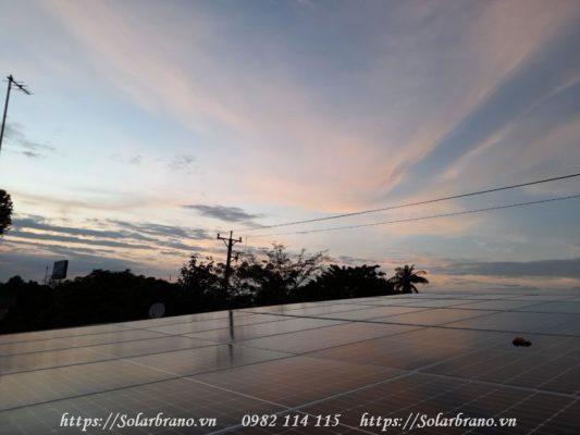 Bảo vệ mối trường với hệ thống điện năng lượng mặt trời