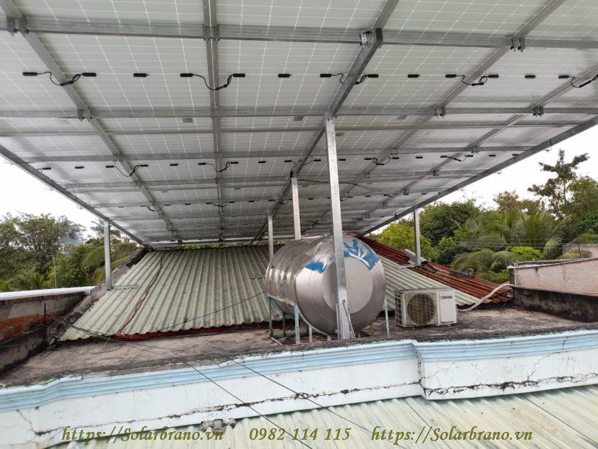 Khung đỡ pin năng lượng mặt trời
