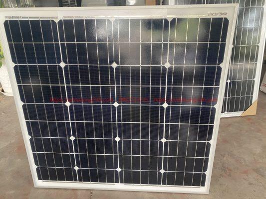pin  mặt trời mono 60 w