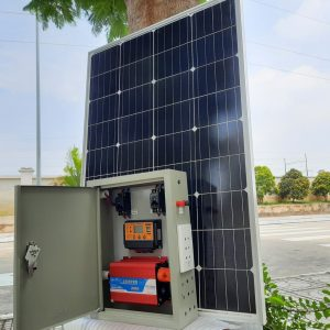 Bộ điện năng lượng mặt trời độc lập